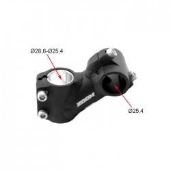 A-HEAD L:70mm NEGRO CORTA REF: 8508