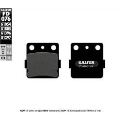 GS 076-NEGRO REF: FD076