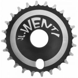 """WENTI"" BMX 24 DIENTES NEGRO"