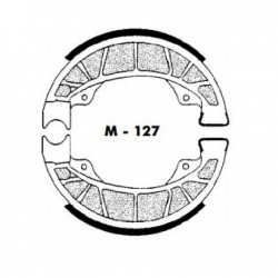 MORDAZAS DE FRENO - PIAGGIO SKIPPER AGPA M-127C