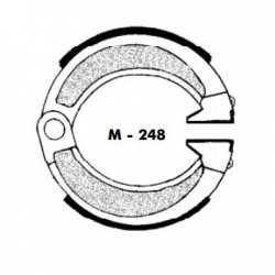 MORDAZAS DE FRENO - PEUGEOT M-248C