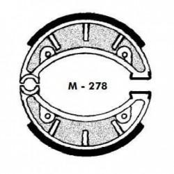 MORDAZAS DE FRENO - PUCH SUPER, MONTADAS REF: M-278C