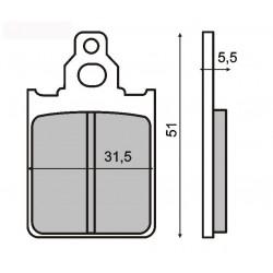 PIAGGIO PX-125 MOD RMS RF:225100160